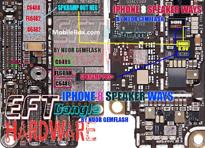 Repair iPhone 8 Plus Speaker Not Working Problem Ringer Ways