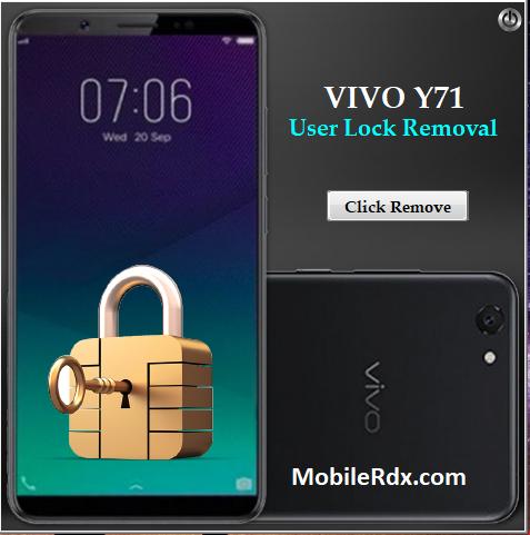 Vivo Y71 User Lock Remove Tool Download