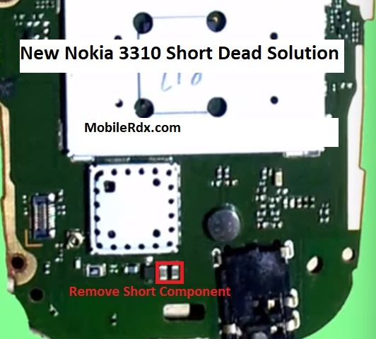 Nokia 3310 2017 Short Dead Problem Repair Solution
