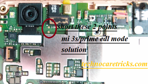 mi3s edl mode solution