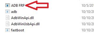 Alcatel 5059l FRP