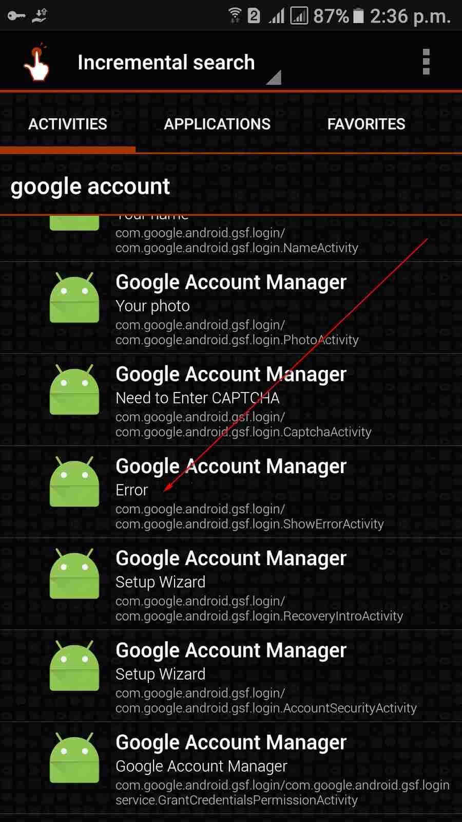 Google Account Manager Pie V9.0