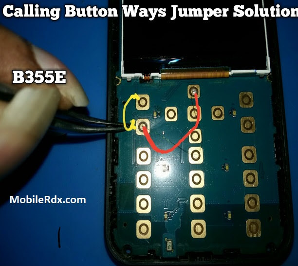 Samsung B355E Calling Button Not Working Problem Solution Call Button Ways
