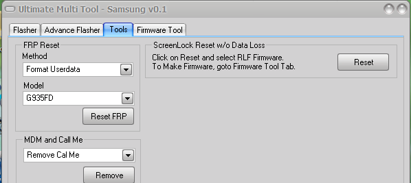 UMT Dongle Samsung Tool v0.1 Released 17 11 18