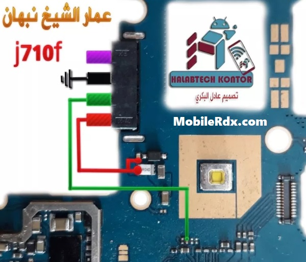 Samsung Galaxy J7 J710F Battery Connector Problem Ways Solution