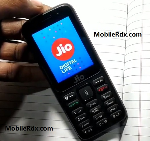 LYF Jio F271i Flash File