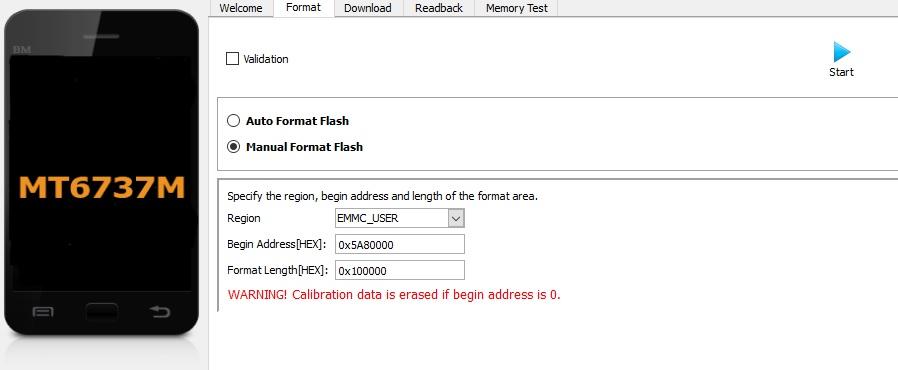 Nokia 1 TA 1066 FRP Remove