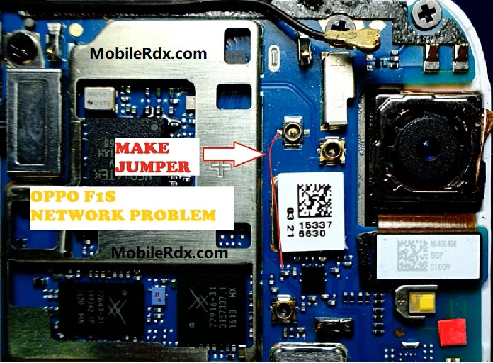 Oppo F1s Network Problem Repair Solution Signal Ways