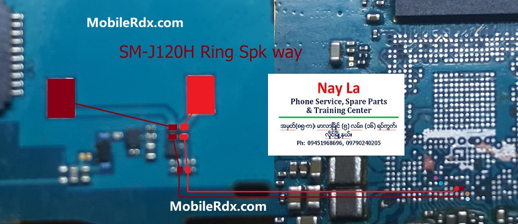 Samsung Galaxy J1 J120H Speaker Problem Solution Ringer Ways