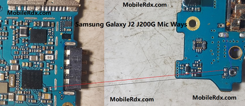 Samsung Galaxy J2 J200g Mic Problem Solution