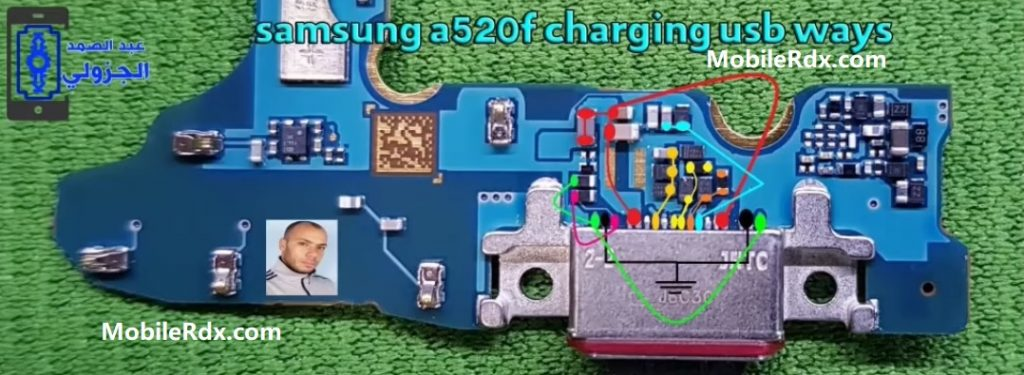 Samsung Galaxy A5 A520F Charging Ways 1024x375