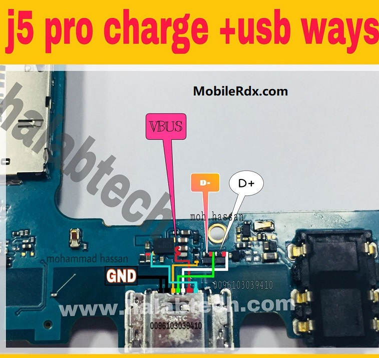Samsung Galaxy J5 Pro J530F Charging Problem Solution Charging Ways