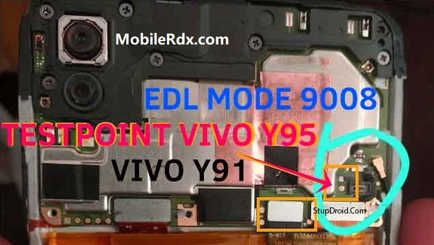 Vivo Y95 Test Point - Boot Vivo Y95 Into Edl 9008 Mode