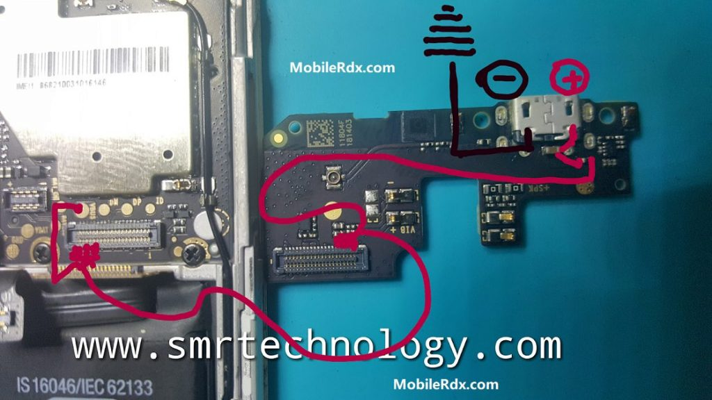 Redmi Note 5 Charging Ways Not Charging Problem Repair Solution 1024x576