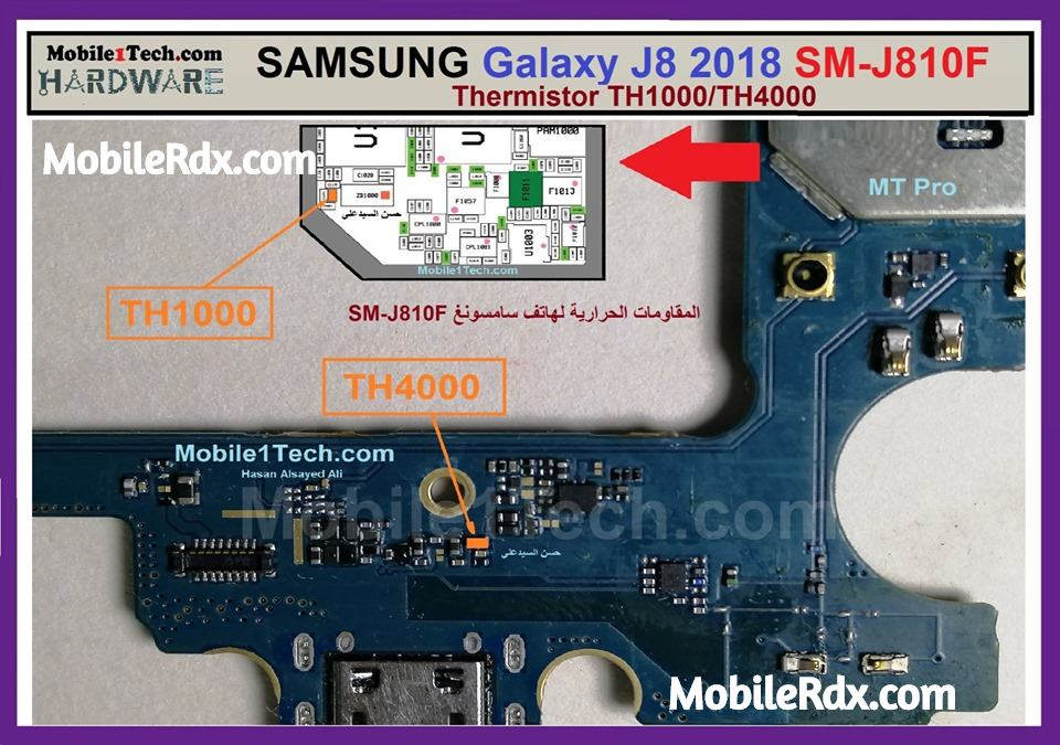 Samsung Galaxy J8 J810F Charging Paused Problem Solution