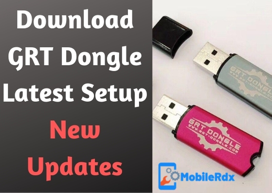 grt dongle setup