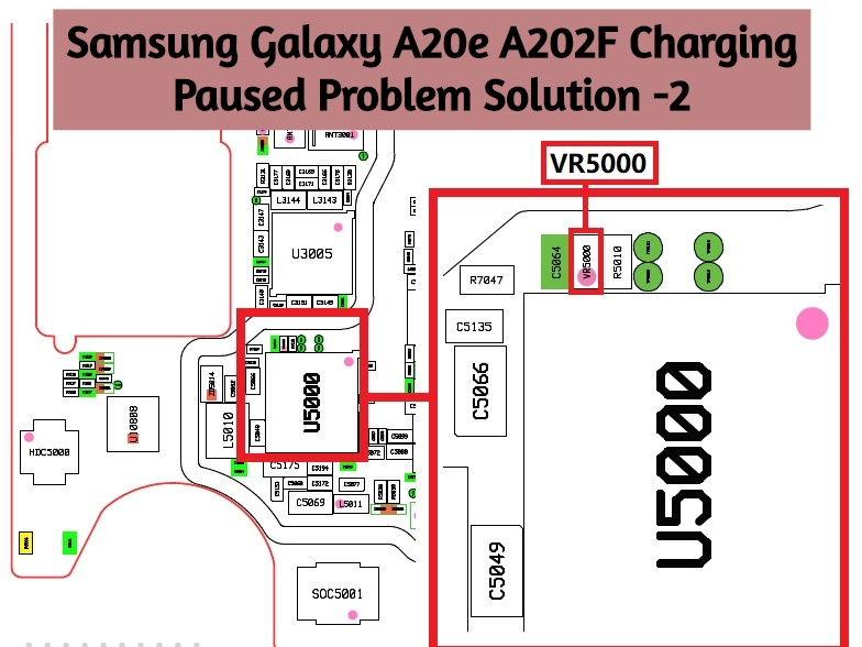 Samsung Galaxy A20e A202F Charging Paused Problem Solution 2