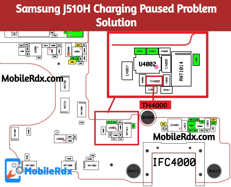 Samsung Galaxy J5 J510H Charging Paused Problem Solution