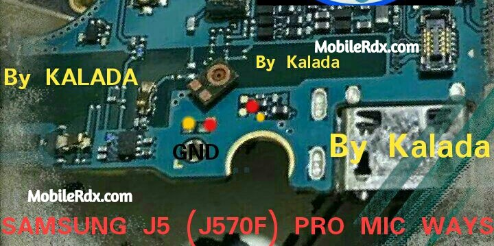 Samsung Galaxy J5 Prime G570F Mic Problem Solution Mic Ways