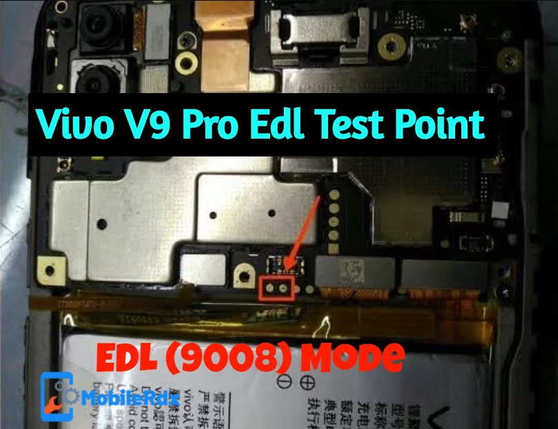 Vivo V9 Pro Edl Test Point