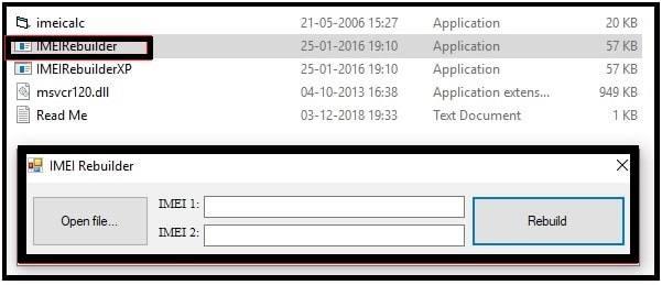 Generate QCN File