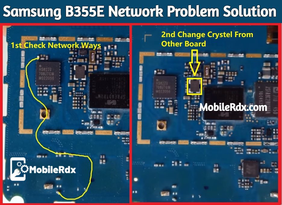 Samsung B355E Network Problem Solution B355E Network Ways