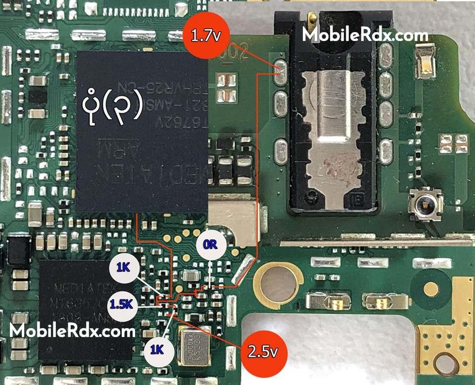 Xiaomi Redmi 6A Headphone Mode Problem Handfree Icon Solution