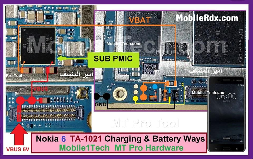 Nokia 6 Not Charging Problem Solution Nokia 6 Charging Ways