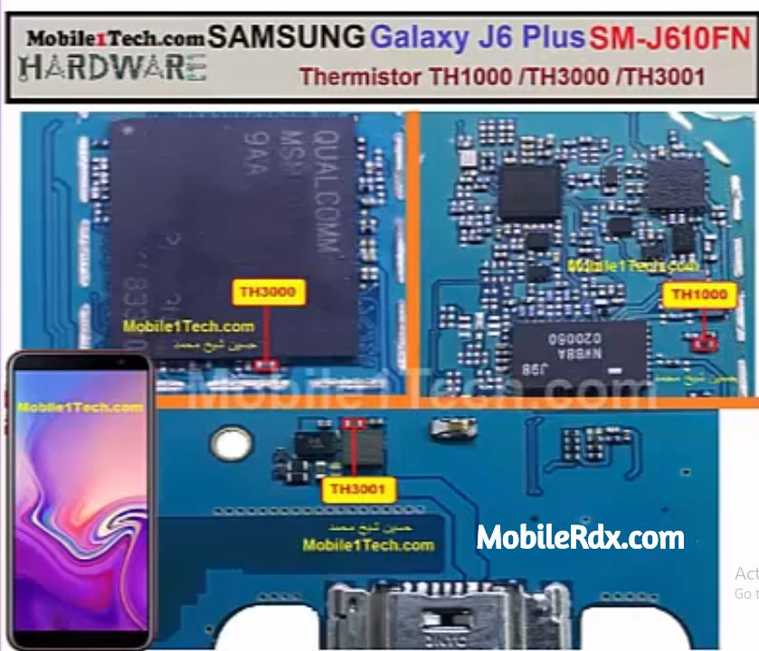 Samsung Galaxy J6 J610FN Charging Paused Problem Solution
