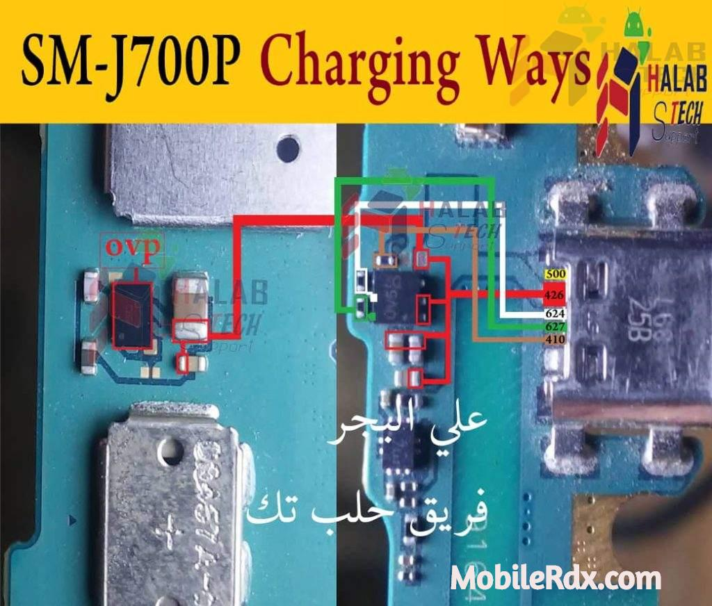 Samsung Galaxy J7 Boost J700P Charging Problem Ways Solution