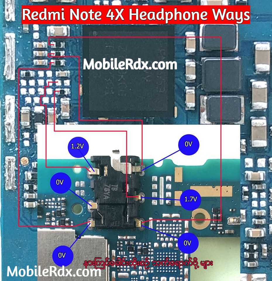 Xiaomi Redmi Note 4X Headphone Ways Handfree Problem Solution