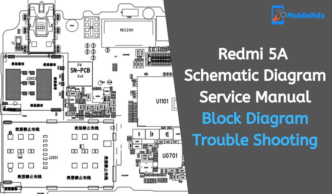 Download Redmi 5A Riva Schematic Diagram Service Manual