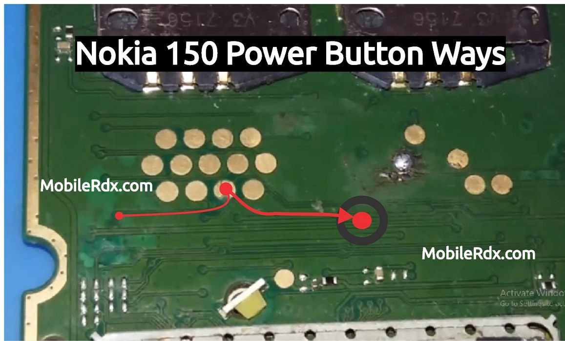 Nokia 150 Power Key Ways On OFF Button Problem Solution