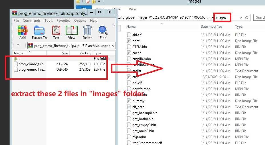Redmi Note 6 Pro emmc file