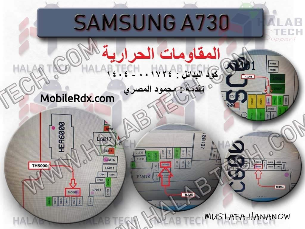Samsung Galaxy A8 A730F Charging Paused Problem Solution