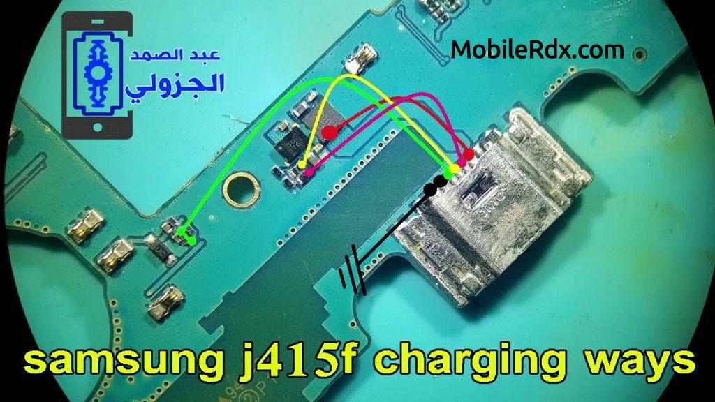 Samsung Galaxy J4  J415f Not Charging Problem Solution Usb