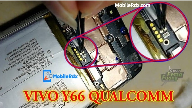 Vivo Y66 EDL Mode 9008 PINOUT Vivo Y66 Test Points