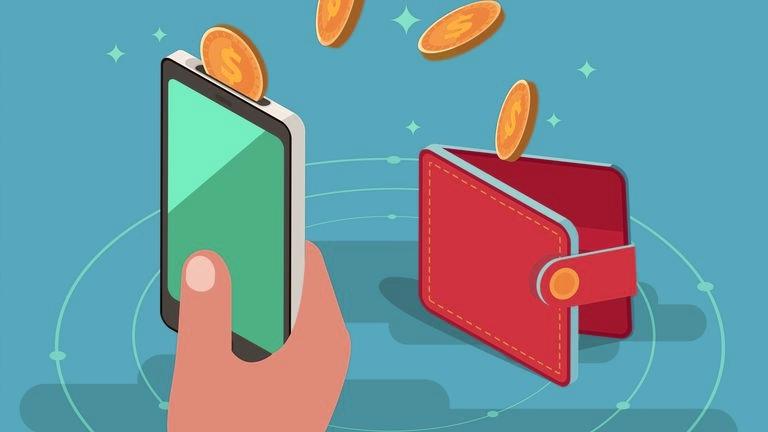 bitcoin wallet post
