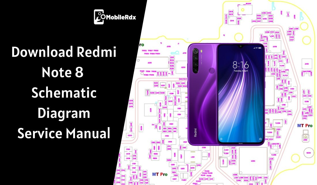 Download Redmi Note 8 Schematic Diagram Service Manual