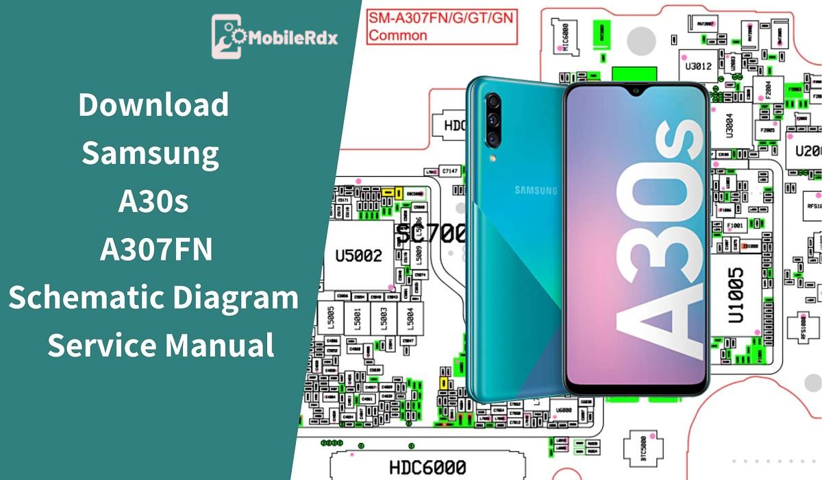 Download Samsung A30s A307FN Schematic Diagram Service Manual