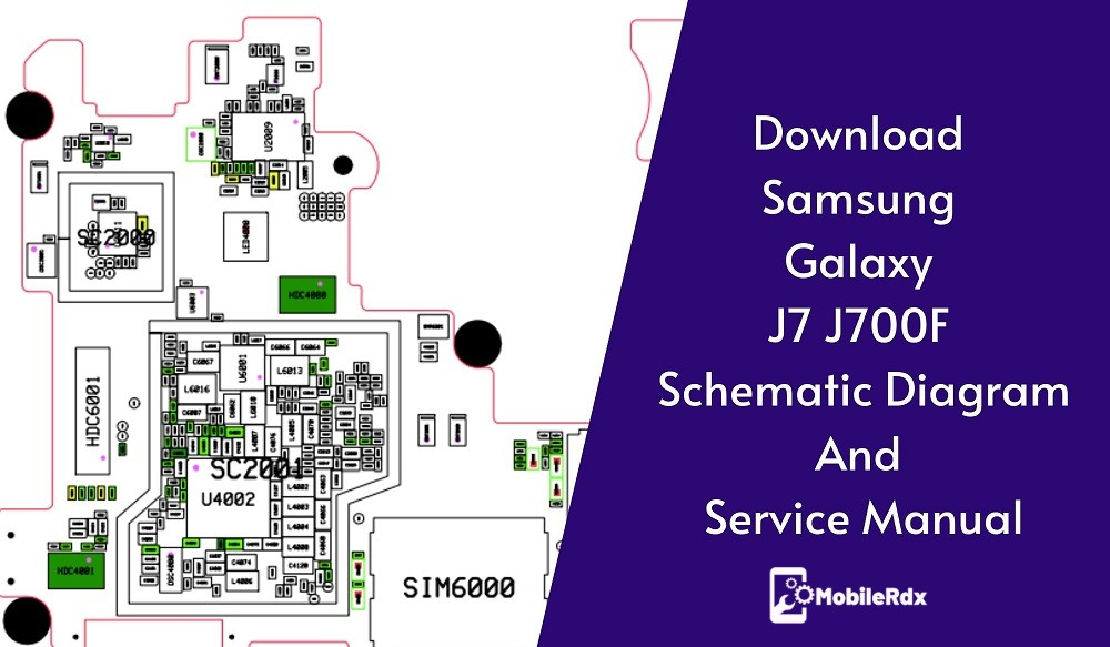 Download Samsung Galaxy J7 J700F Schematic Diagram And Service Manual