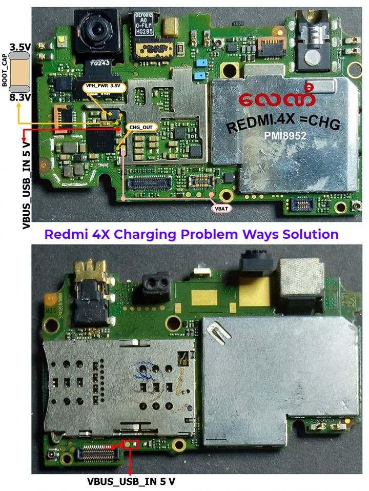 Redmi 4X Charging Problem Ways Solution