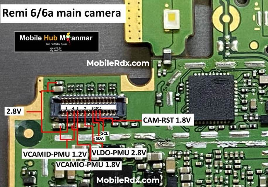 Redmi 6A Main Camera Not Working Problem Solution Camera Ways