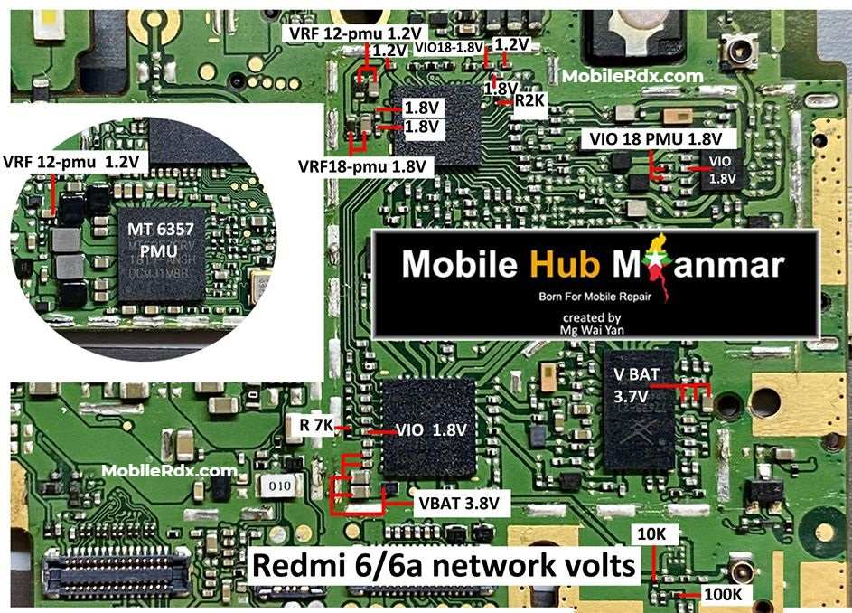 Redmi 6A Network Problem Repair Solution Network Ways