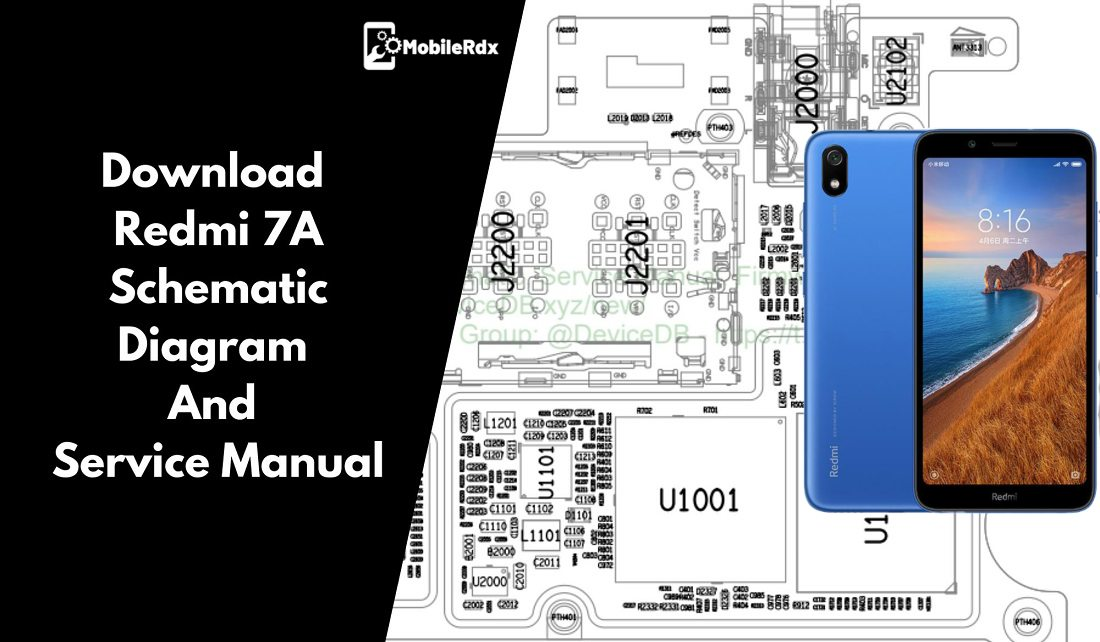 Download Redmi 7A Schematic Diagram And Service Manual