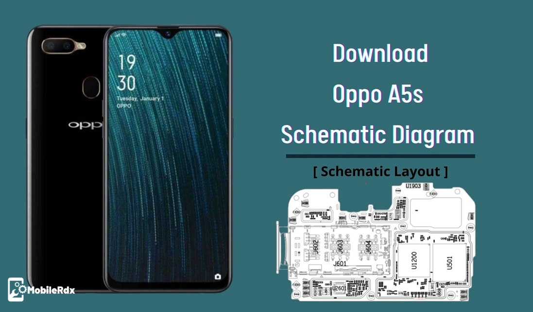Download Oppo A5s Schematic Diagram And Service Manual