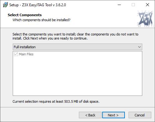 EasyJtag Install 3
