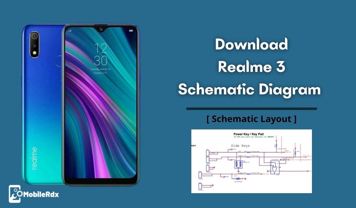 Download Realme 3 Schematic Diagram
