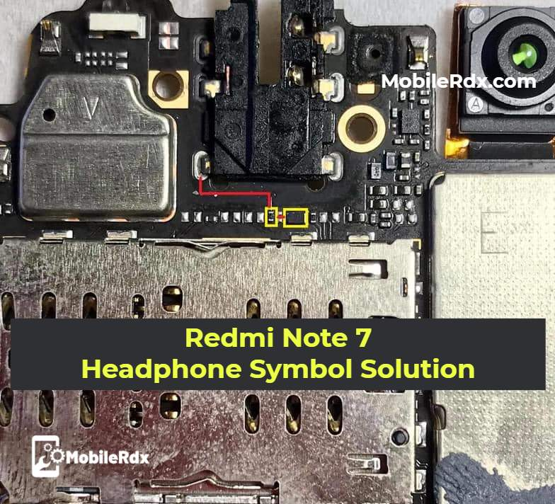 Redmi Note 7 Headphone Jack Problem Headphone Symbol Solution