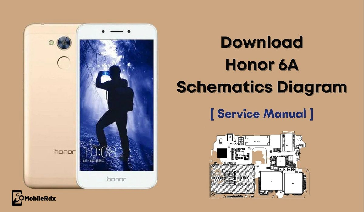 Download Honor 6A Schematics Diagram